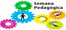 I Semana Pedagógica e de Integração Docente